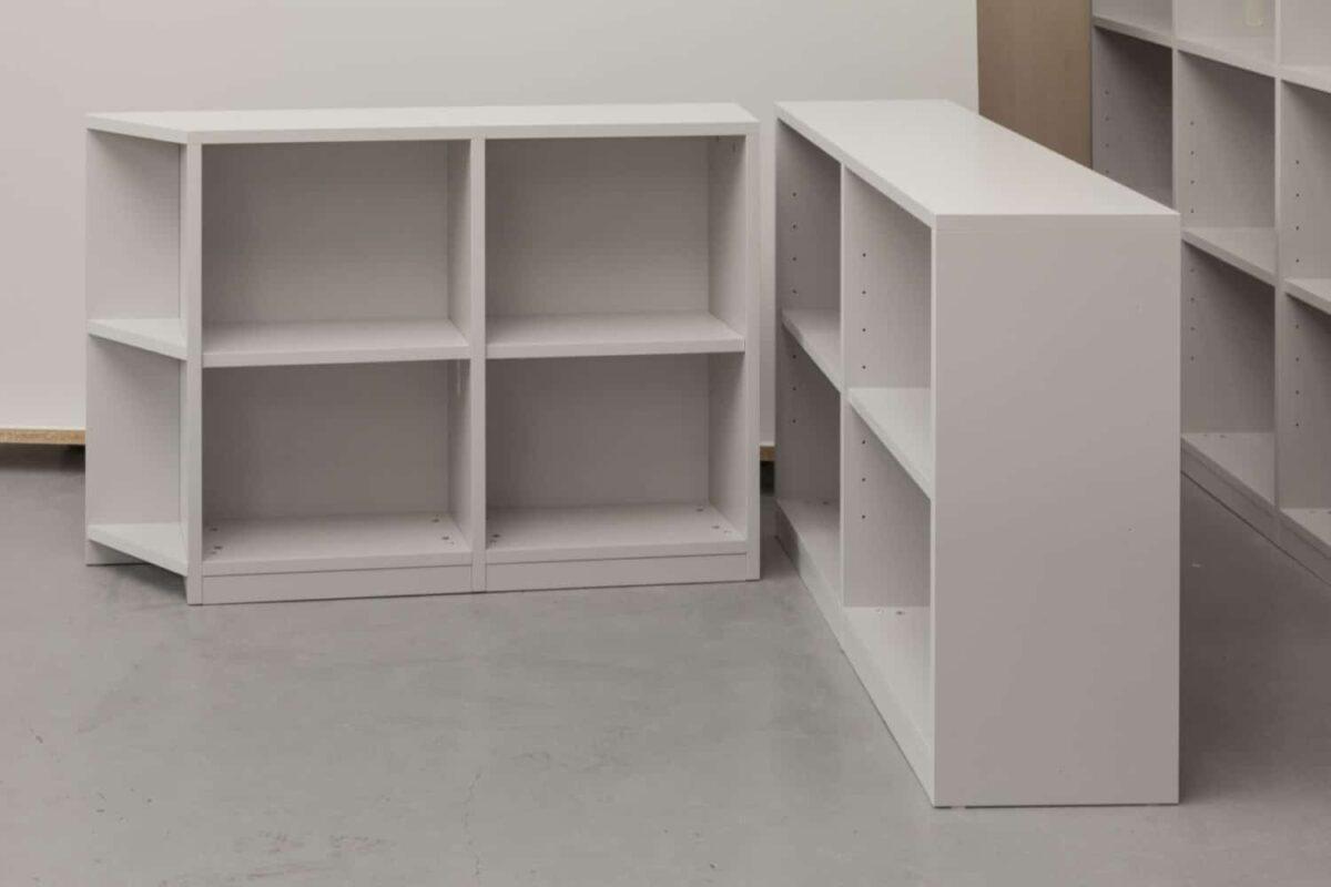 Libreria a 3 moduli