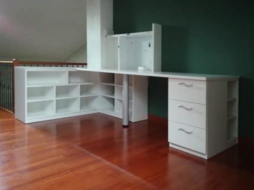 41 • scrivania multifunzione
